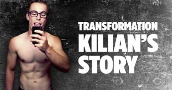 Kilian's Transformation Story