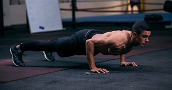 Avoid these push-up mistakes - and make some gains