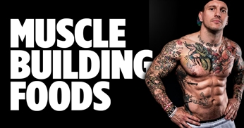 This Ripped Guy Reveals How To Build Muscle With Vegan Foods