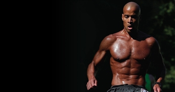 "David Goggins: ""Life isn't fair! Get used to it!"""